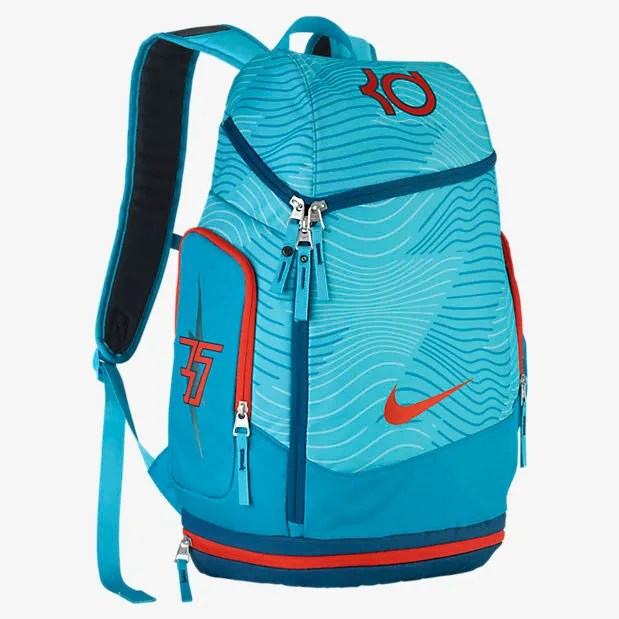 "reputable site 5c91b 5b85a Nike KD Max Air Backpack ""Clearwater Team Orange"""
