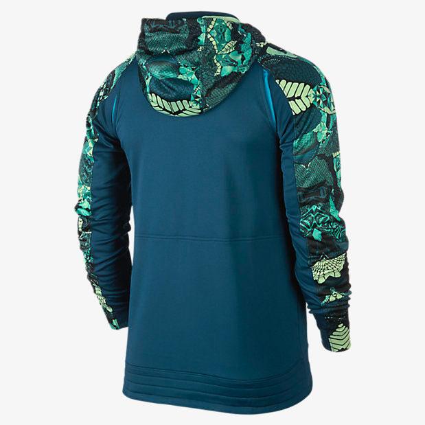 924bee49 ... buy nike kobe emerge hyper elite hoodie blue force 49f0a e67a7
