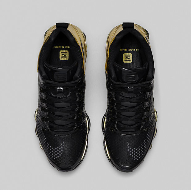 huge discount 1ec5a 873a6 ... norway nike shox tlx mid black gold image 4 3a038 65eed
