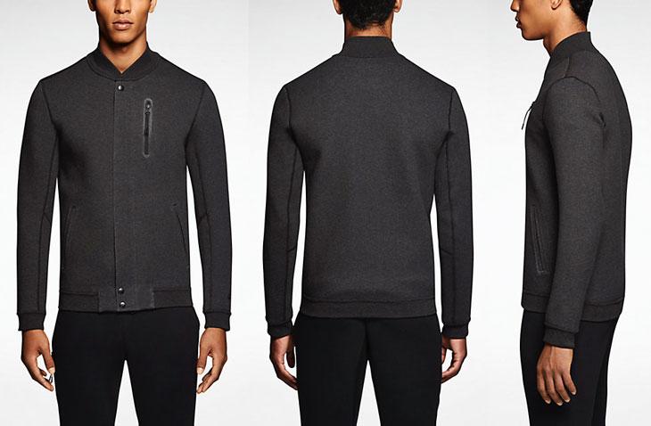 wholesale dealer 76b5c 8ff72 nike-tech-varsity-jacket