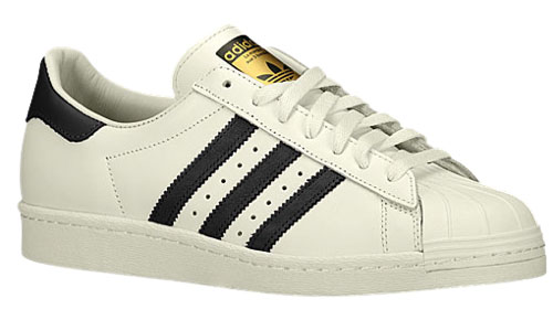 adidas Superstar 80s Deluxe WhiteRed Nice Kicks  Nice Kicks