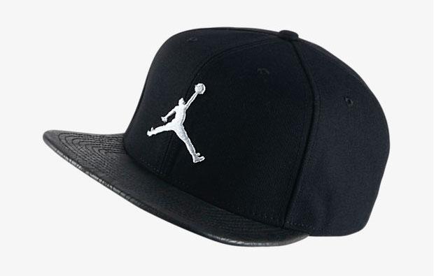 142d6e7a41b6 ... italy jordan jumpman 30th anniversary hat black front 7ac4d 9a031