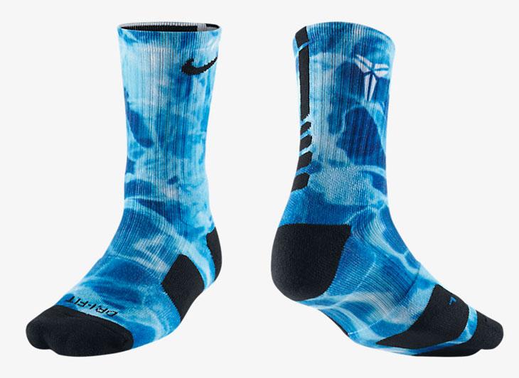 Nike Kobe 5AM Elite Socks | SportFits.com