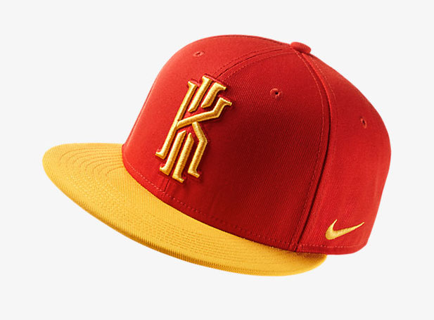 Nike Kyrie 1 True Hat Red Gold  331caaff821