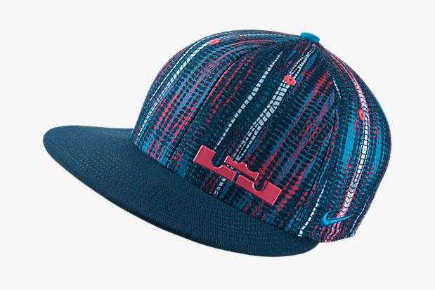 Nike LeBron 12 23 Chromosomes Hat   SportFits.com