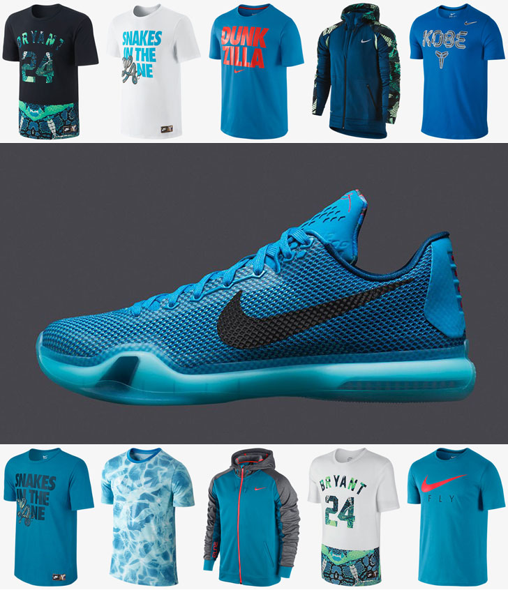 bff078f74d79 10 Nike Shirts to Wear with the Nike Kobe X 5AM Flight