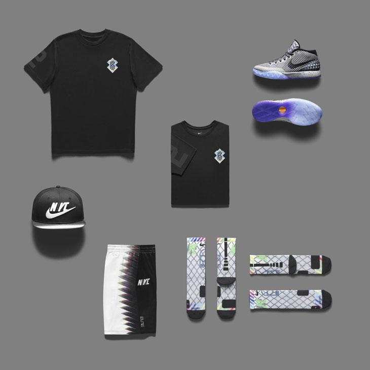 5b7578546b878 Nike Kyrie 1 All Star Shirt and Clothing