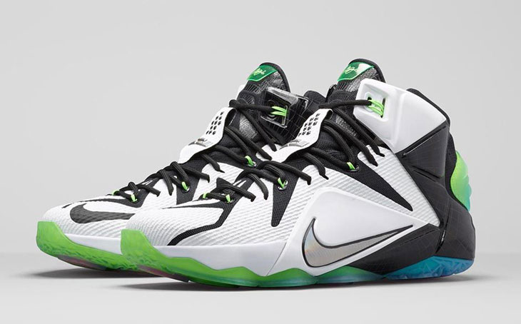 20471fcd0f2d6c Release Reminder Nike LeBron 12 All Star Now Available