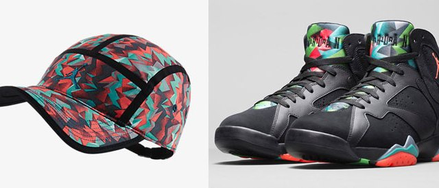 1379d82eae64ee Air Jordan 7 Marvin the Martian 30th Anniversary Cap