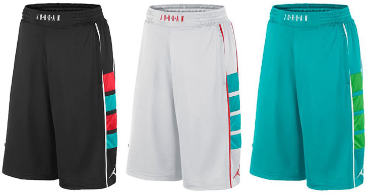 c0c203a3a0d16d Jordan Shorts to Wear with the Air Jordan 7 Marvin the Martian ...