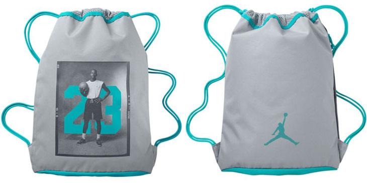 95a03e23d53ecf Jordan Brand Bags to Hook with the Air Jordan 4 Teal