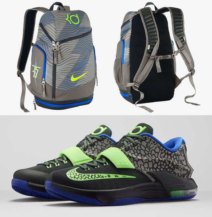 ... shoulder bag men and ba506 cushioning durant kd basketball accessories  basketball nike-kd-7-electric-eel-backpack Nike Unisex KD Max Air ... d4d9b7cc84075