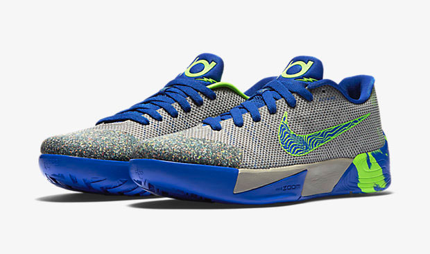 "separation shoes c4635 c9262 Nike KD Trey 5 II ""Pewter Grey"""