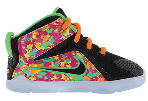 the latest 9c605 cff71 france lebron 12 cereal toddler e6568 717a8