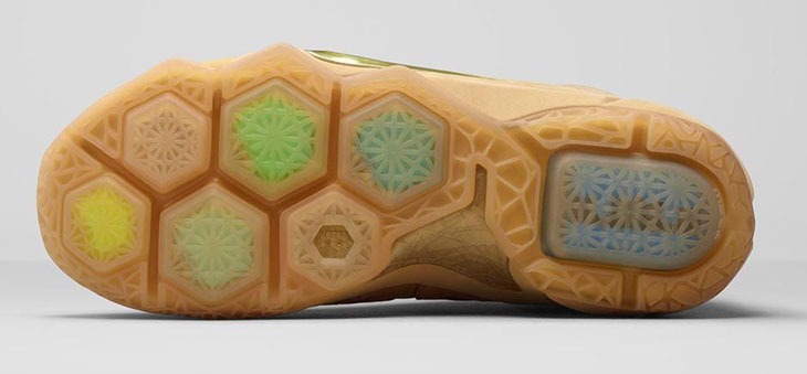 info for 0eeea 7ecdb Nike LeBron 12 EXT Wheat | SportFits.com