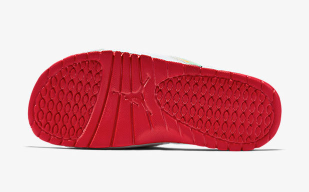 11ec4444bd07 Air Jordan 7 Hare Slide Sandal