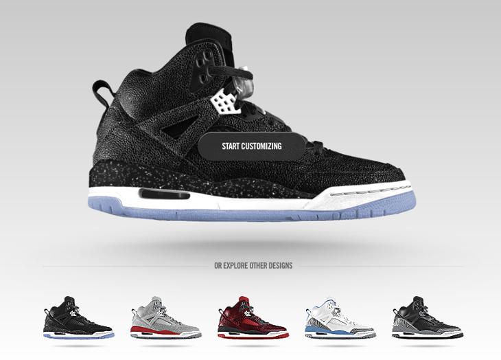 Jordan Spizike iD Available at Nike ID.  a1ebb1602