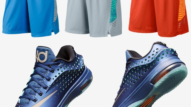 """0c6ef4accf24 Nike KD Shorts to Wear with the Nike KD 7 Elite """"Elevate"""""""