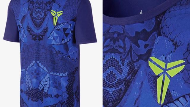 4ef4b34824de Nike Kobe Mamba Gene T-Shirts