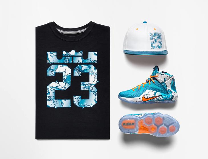 Nike Lebron 12 Nike lebron 12 buckets nike-lebron-12-buckets-clothing . 373243e85
