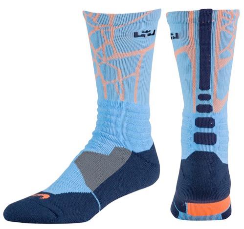 Lebron James Elite Socks