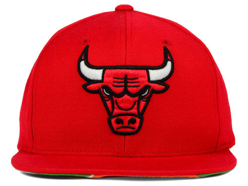 9257c09fd3b5a2 Air Jordan 7 Hare Mitchell and Ness Chicago Bulls Hat