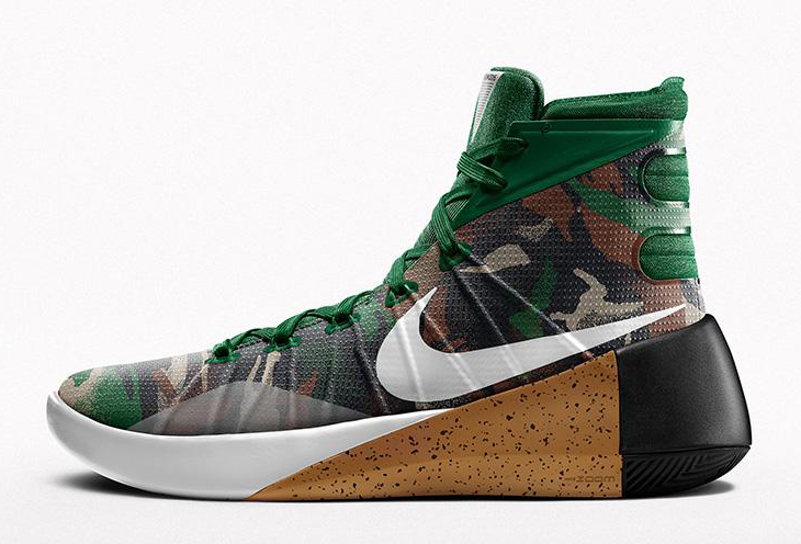 online store c8d8b b5833 Nike Hyperdunk 2015 Now Available to Customize on NIKEiD
