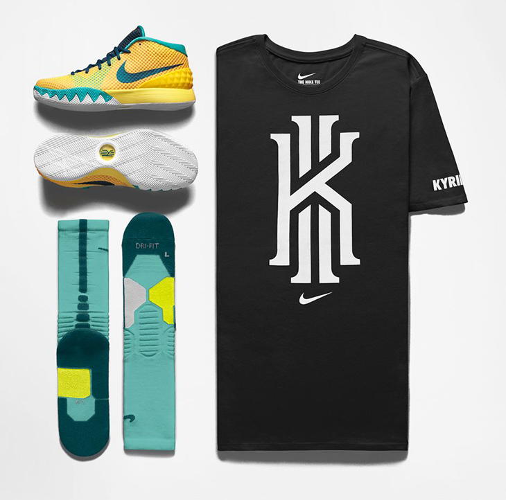 Kyrie Irving Nike Tour Shirt