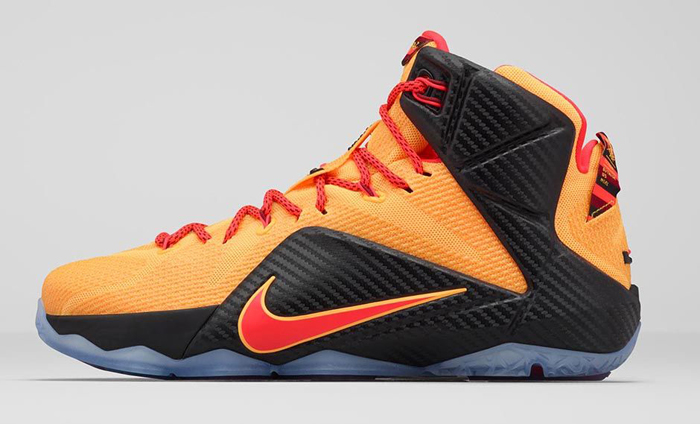 the best attitude 97026 8cbef nike-lebron-12-cleveland-witness
