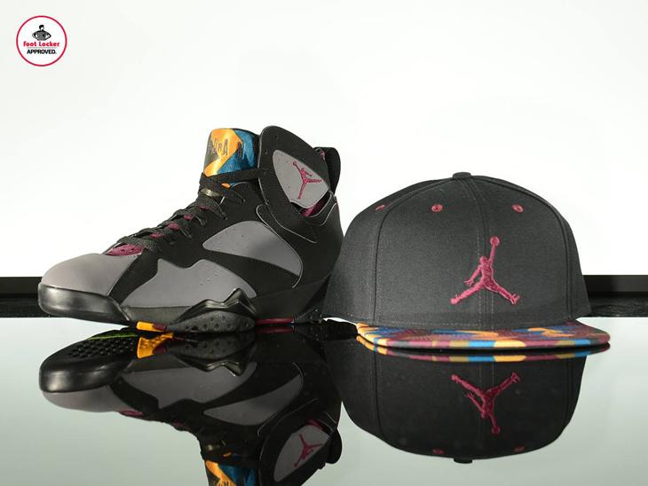 c89d51f3ae8e Air Jordan 7 Bordeaux Apparel Hook Ups