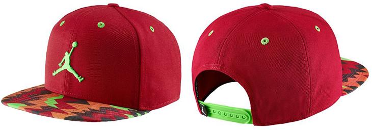 7f445e1b164 Air Jordan 7 Marvin the Martian Snapback Hat