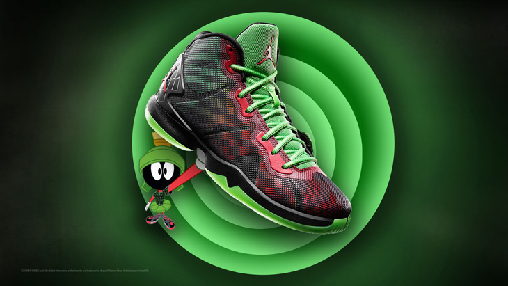 "9ba54b46d5b628 Jordan Super.Fly 4 ""Marvin the Martian"""