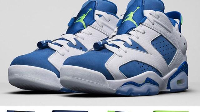 "0e54f19b480 Jordan Shorts to Sport with the Air Jordan 6 Low ""Insignia Blue"""