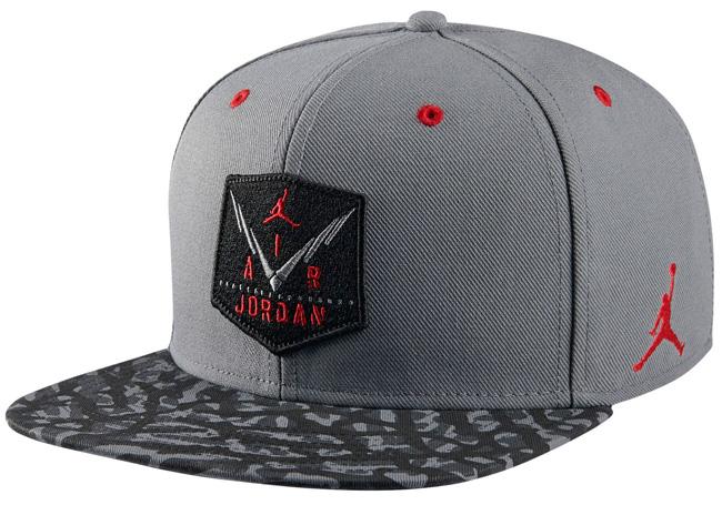 537a2f103fb Jordan Jumpman Camo Snapback Caps
