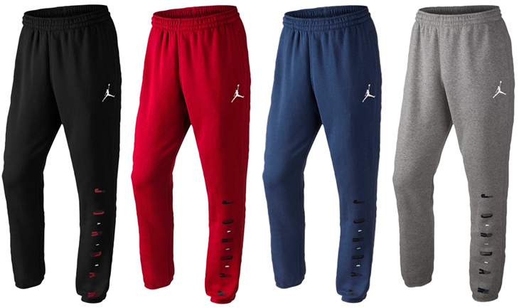515bac9140b603 Jordan Jumpman Graphic Tapered Pants