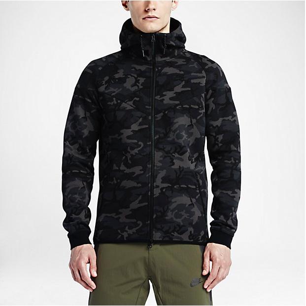 nike windrunner tech fleece camo jackets. Black Bedroom Furniture Sets. Home Design Ideas