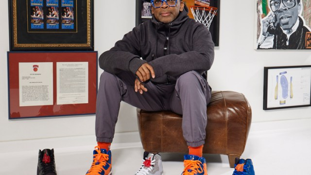 uk availability 5530f c4a1a Jordan Brand and Spike Lee Launch the Air Jordan Spike 40 Collection