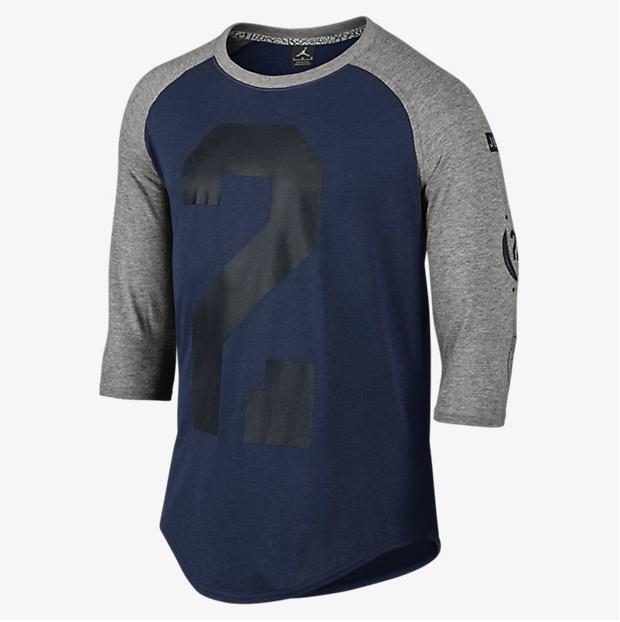ce85fbc75fc63b Jordan Raglan Shirt Holiday 2015 Colors