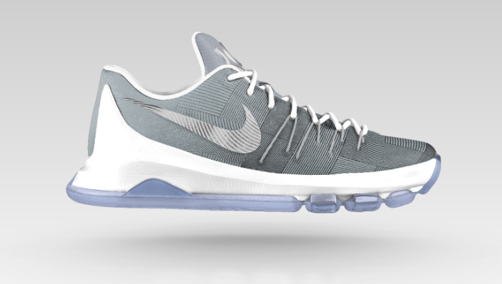 1b566ee5f5cc Nike KD 8 Easy Euro Graphic on NIKEiD