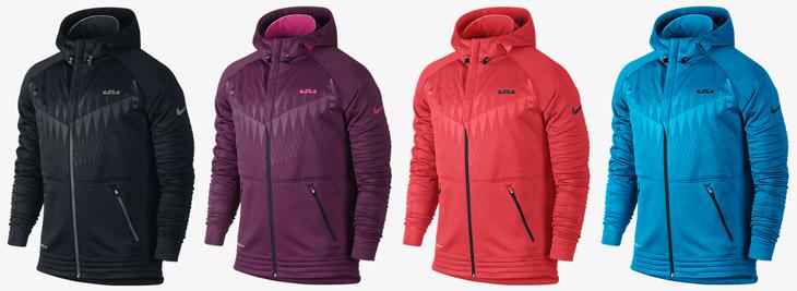 quality design 17665 ef336 nike-lebron-13-hyper-elite-hoodies