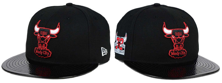 bf3979de789522 New Era Chicago Bulls Jordan 72 10 Hook Hat