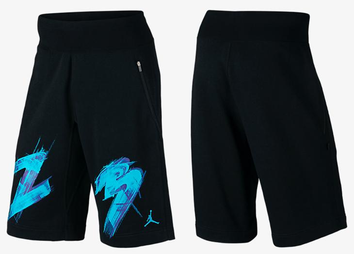 818d8285d93f Air Jordan 8 Aqua Shorts