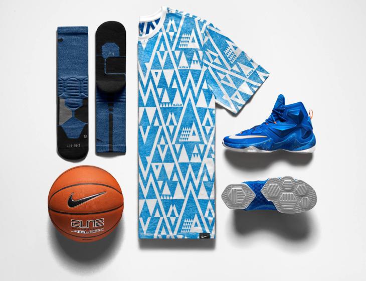 cfaae099da5 Nike LeBron 13 Balance Collection