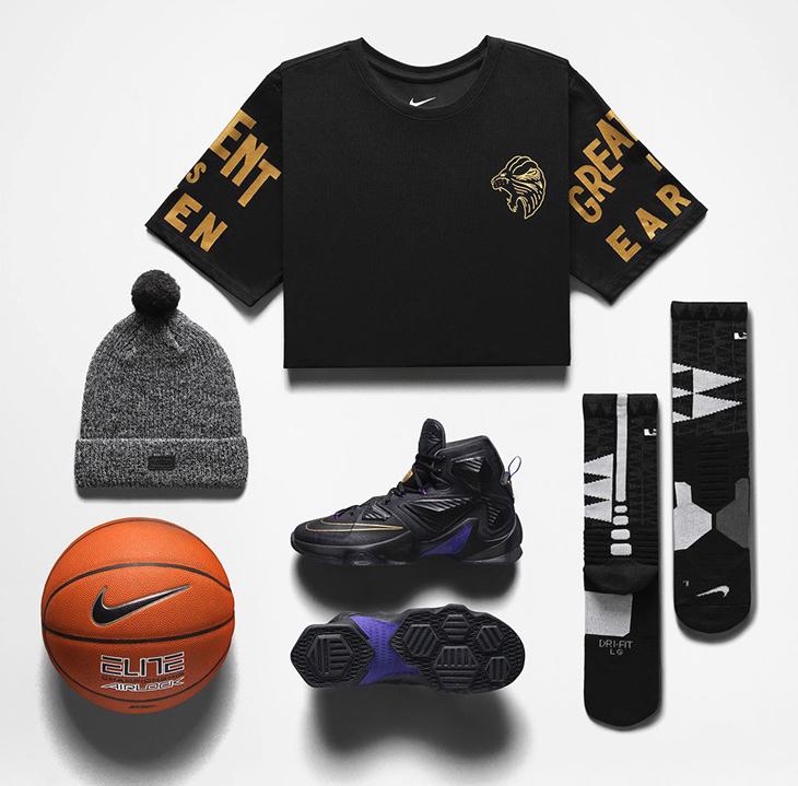 04edd02f4e9 Nike LeBron 13 Pot of Gold Clothing and Shoes