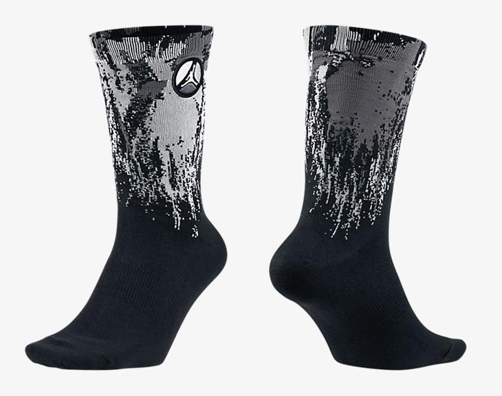 cheap for discount 22ee9 11435 air-jordan-8-chrome-socks