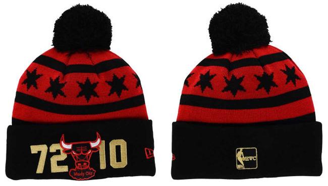 3fb651714ab05 New Era Chicago Bulls 72 10 Knit Hats