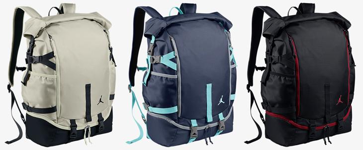 3d5a5a17a52a Jordan Jumpman Top Loader Backpacks