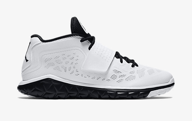 Cierto Golpe fuerte azufre  Jordan Flight Flex Trainer 2 White Black | SportFits.com