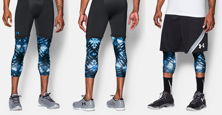 97548e63587d4 Under Armour Stephen Curry SC30 Lock In 3/4 Basketball Leggings