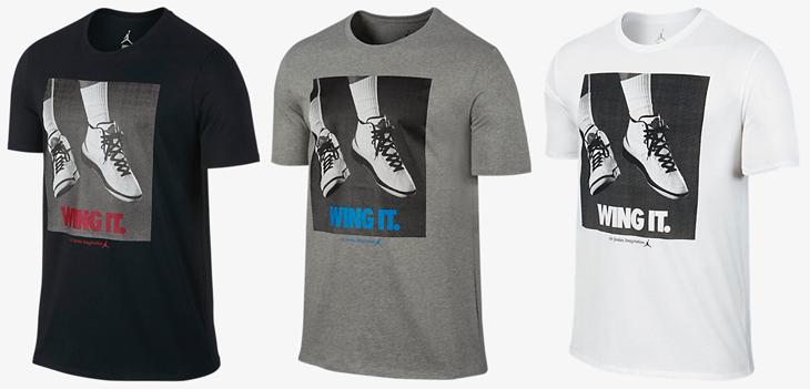 1cb8248e8ad Air Jordan 2 Wing It T Shirt | SportFits.com